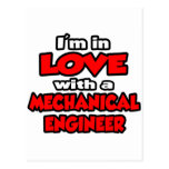 I'm In Love With A Mechanical Engineer Postcard