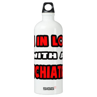 I'm In Love With A Psychiatrist SIGG Traveler 1.0L Water Bottle