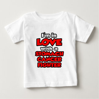I'm In Love With A Stomach Cancer Fighter Baby T-Shirt