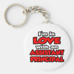 I'm In Love With An Assistant Principal Key Chain