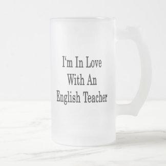 I'm In Love With An English Teacher Coffee Mug
