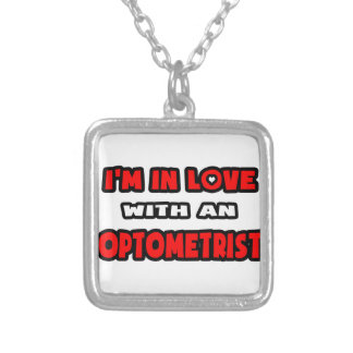 I'm In Love With An Optometrist Pendants