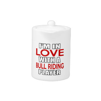 I'm in love with BULL RIDING Player