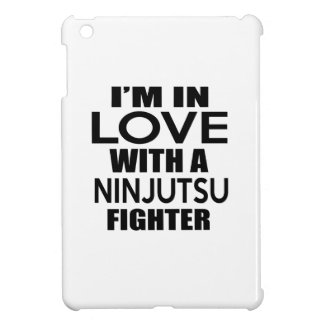 I'M IN LOVE WITH NINJUTSU FIGHTER CASE FOR THE iPad MINI