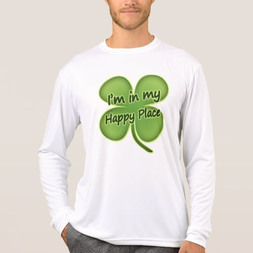 I'm In My Happy Place Tee Shirt