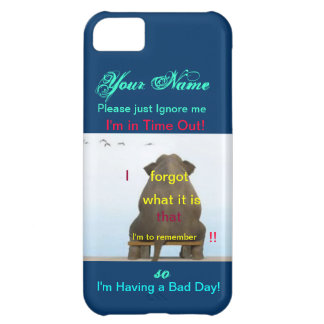 I'm in Time out Elephant Vibe Iphone5 iPhone 5C Case