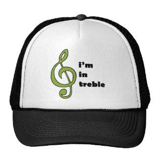 I'm in Treble Trucker Hat