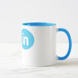 """""""I'm #in"""" - Twitter & LinkedIn Mug"""