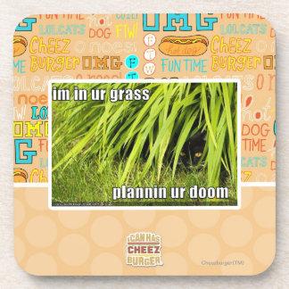 im in ur grass coaster