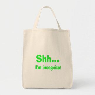 I'm Incognito Bag