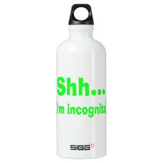 I'm Incognito SIGG Traveler 0.6L Water Bottle