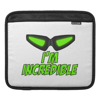 I'm Incredible Mask iPad Sleeve