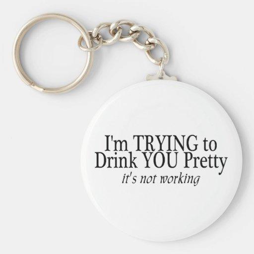 Im intentando beberle bonito su trabajo llaveros