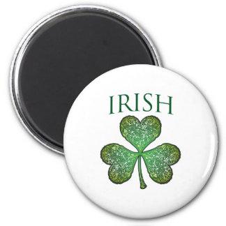 I'm Irish! Happy St Patrick's Day 2 Inch Round Magnet