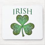 I'm Irish! Happy St Patrick's Day Mouse Mat