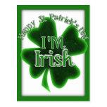 I'm Irish! Postcard