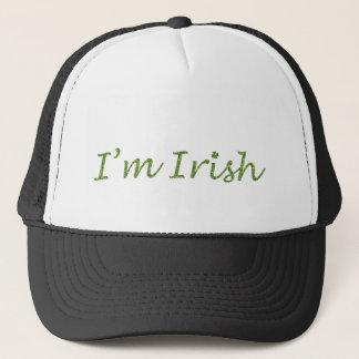 Im irish trucker hat