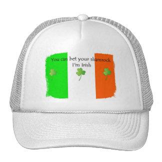 I'm Irish Trucker Hat