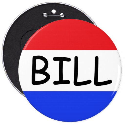 I'm Just a Bill (from Capitol Hill) Buttons