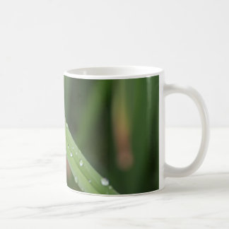 I'm just a blade of grass in the dew coffee mug