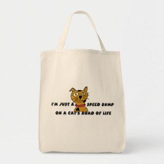 I'm just a speed bump tote bag