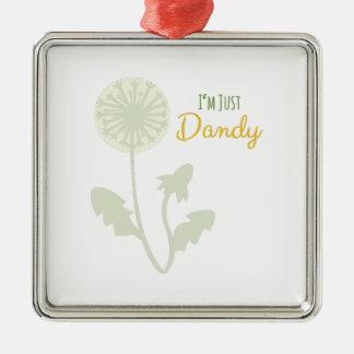 Im Just Dandy Christmas Ornament
