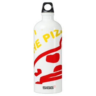 Im Just Here For The Pizza SIGG Traveler 1.0L Water Bottle