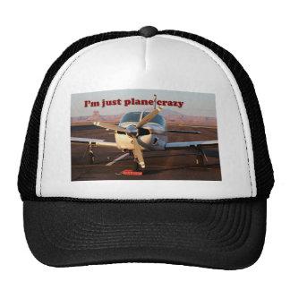I'm Just Plane Crazy: Aircraft, Page, Arizona, USA Trucker Hat