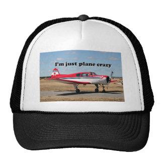 I'm just plane crazy: Yak aircraft Trucker Hat