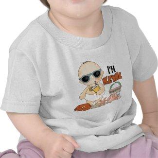 I'm Kewl Funny Baby T-Shirt shirt