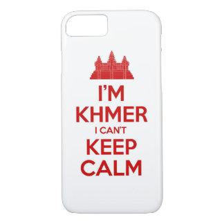 I'm Khmer I Can't Keep Calm iPhone 8/7 Case