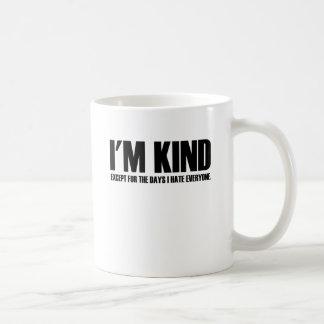 I'm Kind Coffee Mug