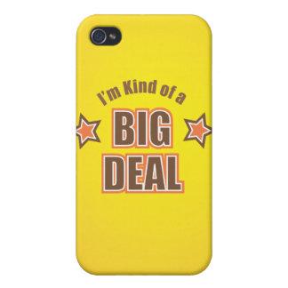 I'm Kind of a Big Deal iphone case