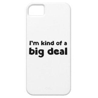 I'm kind of a big deal iPhone SE/5/5s case
