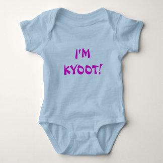 I'M KYOOT! BABY BODYSUIT