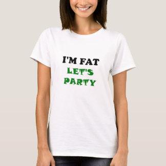 Im la grasa deja al fiesta playera