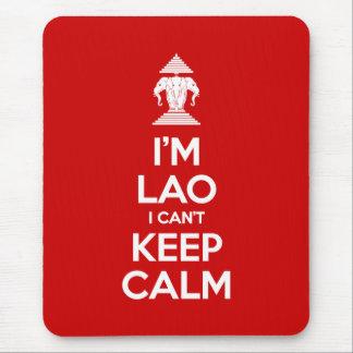 I'm Lao I Can't Keep Calm Mouse Pad