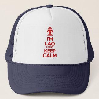 I'm Lao I Can't Keep Calm Trucker Hat