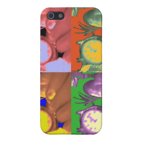 I'm Late! I'm Late! Case For iPhone SE/5/5s
