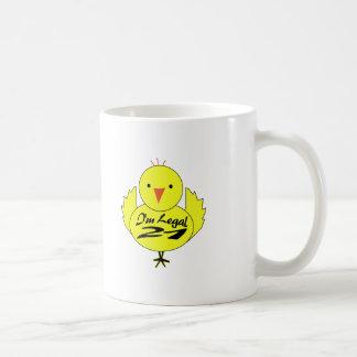 I'm Legal 21 Coffee Mug
