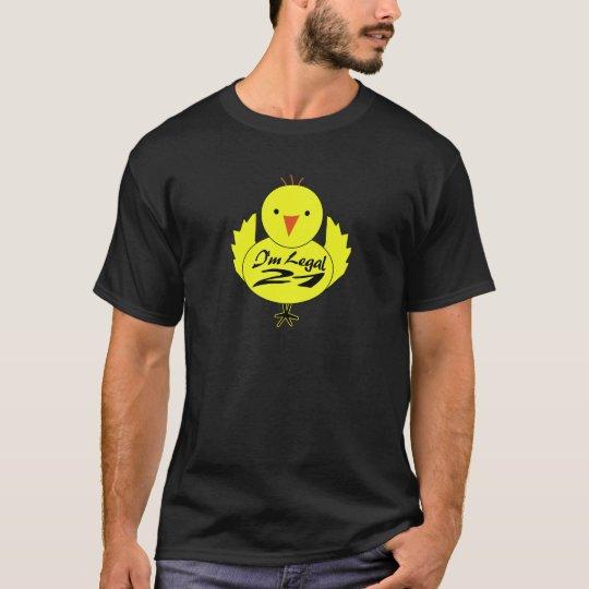 I'm Legal 21 T-Shirt