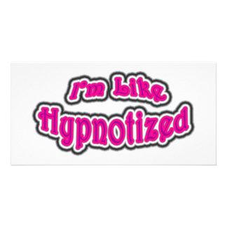 I'm Like Hypnotized Card