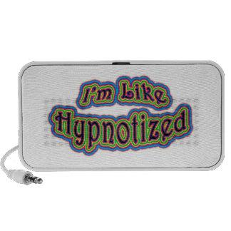 I'm Like Hypnotized Portable Speaker