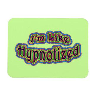 I'm Like Hypnotized Rectangular Photo Magnet