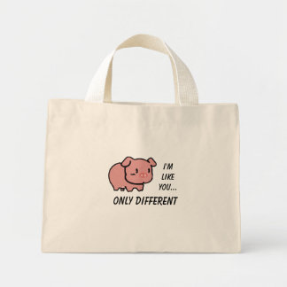 I'm Like You Tote Bag