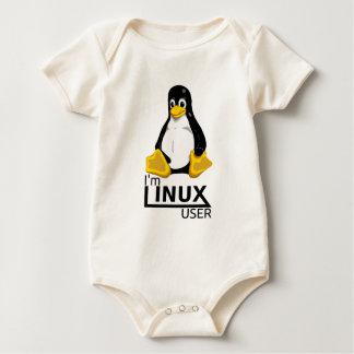 I'm Linux User Bodysuit
