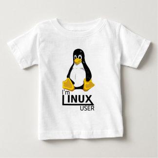 I'm Linux User Infant T-shirt
