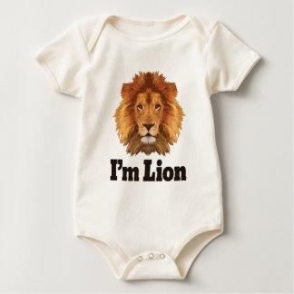 I'm Lion Baby Bodysuit