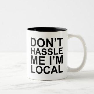 I'm Local Two-Tone Coffee Mug