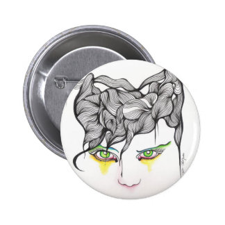I'm Looking Through You Pinback Buttons
